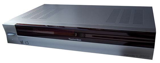 TechniSat DigiCorder T1 DVB-T 40GB